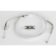 48 1/2 in. Sterling Chromite II Braided Throttle Cable - 83301K