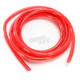 Red 1/4 in. High Pressure Fuel Line - 10 Feet - 140-0103