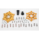 Gold Rear Carrier Ring Set - RCS-3004