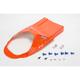 Superbike Rear Orange Undertail Fender Eliminator - H056RR-SB-ORA