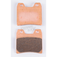 Double-H Sintered Metal Brake Pads - FA348HH