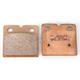 DP Sintered Brake Pads - DP608