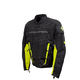 Black/Neon Battalion Jacket