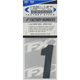 Factory 4 in. Numbers - #1 - FX08-90001