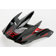 Red Youth 5 Series Element Visor - 0521