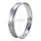 Silver 18 x 2.5 Rear Aluminum Rim - 0210-0315