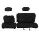 Black Cordura Seat Cover - 0821-1778