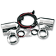 High-Output Auxiliary Lights - 1-5/8 in. Clamp Size - 4231-SS3