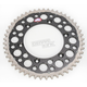 Black TwinRing Heavy-Duty Sprocket - 1230-520-49GPBK