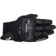 Black GP-Air Leather Gloves