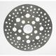 11 1/2 in. Rear 420 Stainless Steel Floating Brake Rotor - R47013