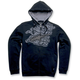 Black Mesher Hoody