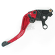 Shorty Length Red RC2 Clutch Lever - 2AN-623-H-R