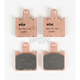 Racing Sintered Metal Brake Pads - 838RS