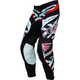 White/Red Hazard-X Pants