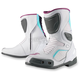 Womens White Overlord Boots
