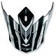 Black Multi Visor for AFX Helmet - 0132-0667