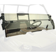 Clear Half-Folding Windshield - 2600