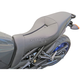 Gel-Channel Track-CF Seat w/Carbon Fiber Look Cover - 0810-Y127