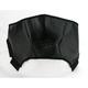 Sportbike Black Vinyl Half Tank Cover - 27-239L