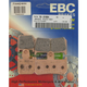 Double-H Sintered Metal Brake Pads - FA442/4HH