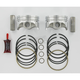 Forged Piston Kit - 3.498 in. Bore - KB919