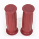 Oxblood Red GT Grips - 003036