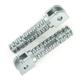 Gun Metal SBK Pegs for OEM Mounts - 05-01203-29