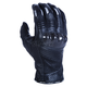 Black Induction Gloves w/Short Gauntlets