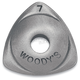 Triangle Digger Aluminum Support Plates - AWT-3725