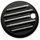 Diamond Finned Fuel Door Cover - C1127-D