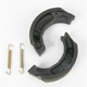 Non-Asbestos Organic Brake Shoes - 2029