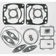2 Cylinder Engine Full Top Gasket Set - 710296
