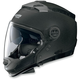 Black Graphite N44 Trilogy N-Com® Helmet