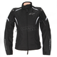 Womens Black/White Stella Gunner Waterproof Jacket
