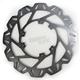 Front Stainless CX Extreme Vee Brake Rotor - MD6372CX