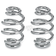 3 in. Chrome Plated Barrel Seat Spring - 001475