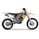 Complete Graphic Kit w/Seat Cover - DS1285