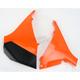 KTM Orange Air Box Cover Set - 2205450237