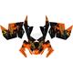 Orange Graphics Kit - 2010