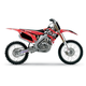 2011 Par Honda Team Graphics Kit w/Seat Cover - 70037