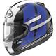 Blue/Black/White RX-Q Conflict Helmet