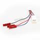 Tourpak Adapters for TruFLEX Daytime Driving Lights - TFTP-B-ADPT