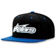 Blue/Black Imprint Hat - 1013-8505679
