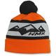 Orange Pom Beanie - HM5POMO