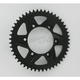 Black Aluminum Rear Sprocket - 438K-49