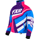 Womens Purple/Fuchsia Cold Cross Jacket