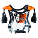 Youth Flo Orange Quadrant Roost Guard - 2701-0653