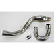 MegaBomb Stainless Steel Header with Midpipe - 045342