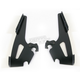 Night Shades Black No-Tool Trigger-Lock Hardware Kit to Change from Sportshield to Fats/Slim - Plates Only - 2321-0259